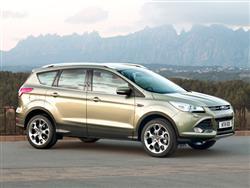 Ford kuga: la rinascita a stile stelle e strisce