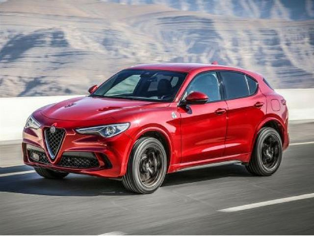 ALFA ROMEO STELVIO QUADRIFOGLIO: IL SUV CON UN MOTORE DA F1