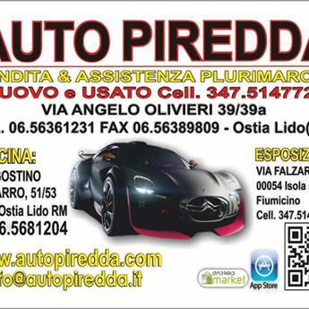 Concessionario AUTO PIREDDA SRL di ROMA