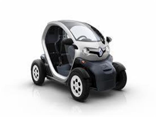 Renault Twizy: l'elettrica da record