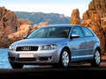 AUDI A3 2.0 16V TDI Attraction