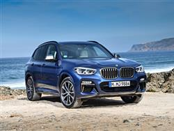 BMW X3: SPAZIO ALL'ELEGANZA