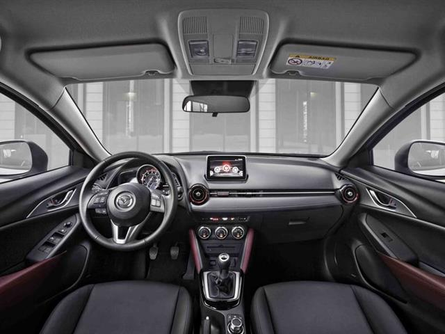 Nuova Mazda CX-3: evoluzione del SUV compatto