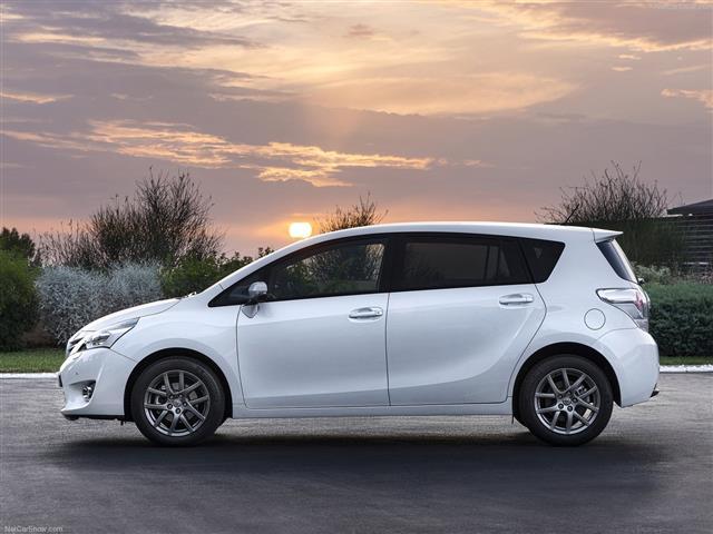 Toyota Verso: monovolume nipponica
