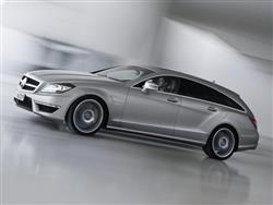 Mercedes CLS Shooting Brake: l'ammiraglia
