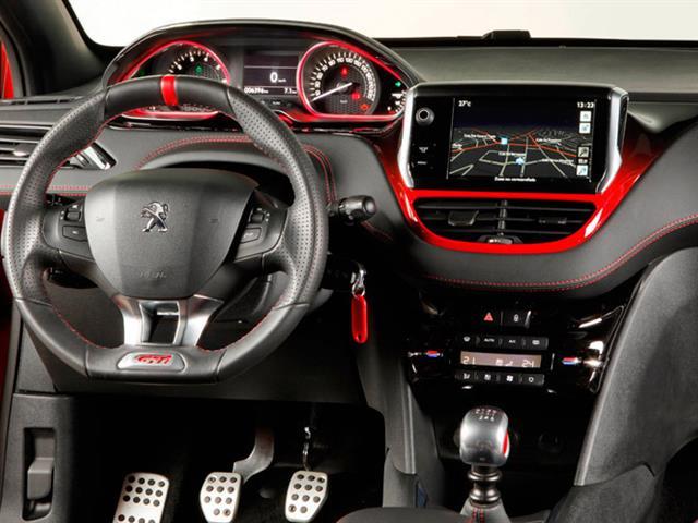 Peugeot 208 GTi: la casa del leone cambia