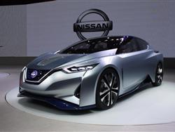 Nissan IDS Concept: vettura con guida autonoma