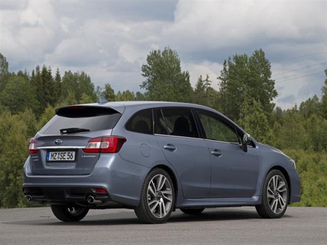 Subaru Levorg: una wagon dagli alti regimi