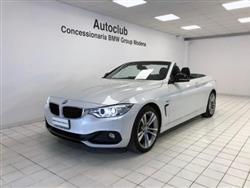 BMW SERIE 4 d Cabrio Sport
