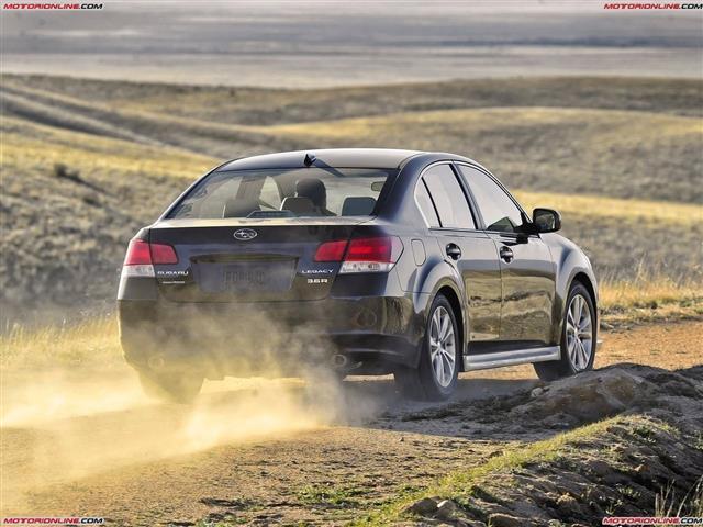 Subaru Legacy: versatilità che convince