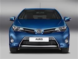 Toyota Auris: la mia prima auto ibrida