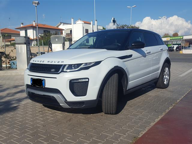 land rover range rover evoque 2 0 td4 150 cv 5p se dynamic il fatto quotidiano. Black Bedroom Furniture Sets. Home Design Ideas